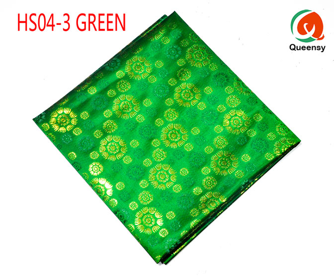 nigeria green headtie