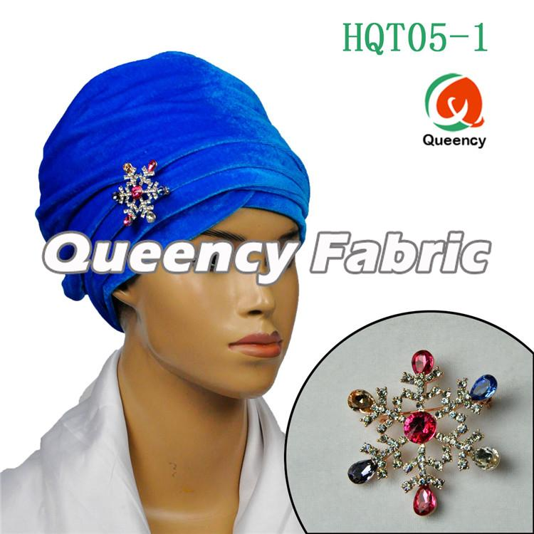 Turquoise Blue Head wrap Turbans