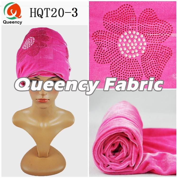 Pink African Turbans Head Hat