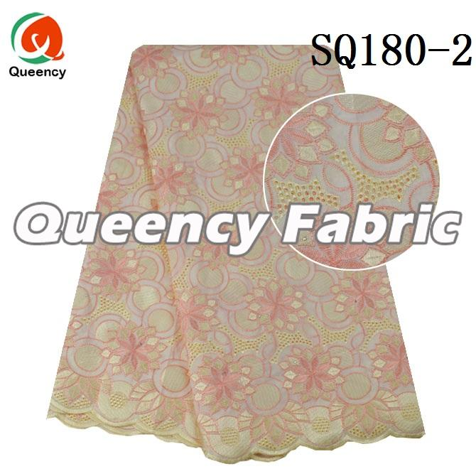 Swiss Lace Dresses Fabric