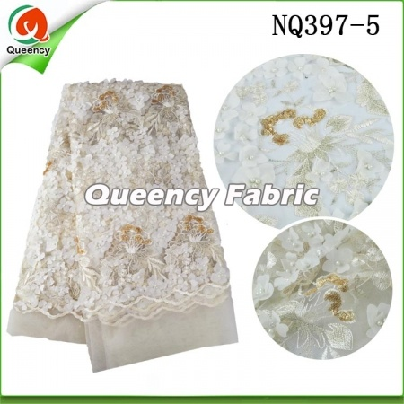 African Tulle Net Lace
