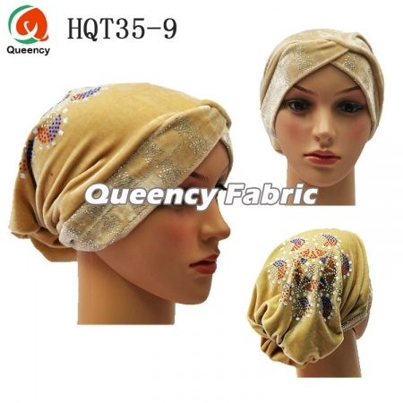 senaste turban damer headtie wrapper